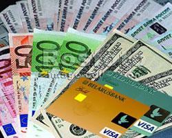 Банковские карты visa пластиковые