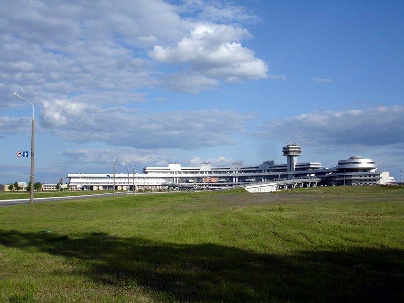 Аэропорт Минск-2