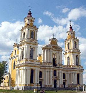 Костел Рождества Девы Марии в Будславе