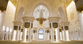 Мечеть шейха Зайед Абу-Даби