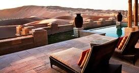 Qasr Al Sarab – роскошь в пустыне