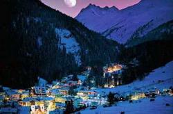 В Австрии новый год