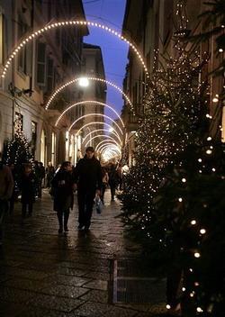 Италия новый год