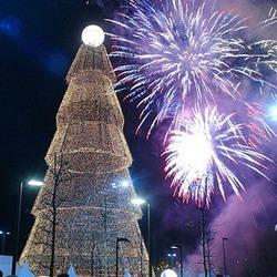 В Болгарии новый год