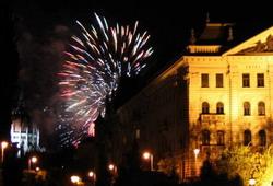 Новый год - в Венгрии